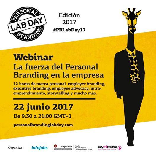 IntegraPersonalBranding LabDay17