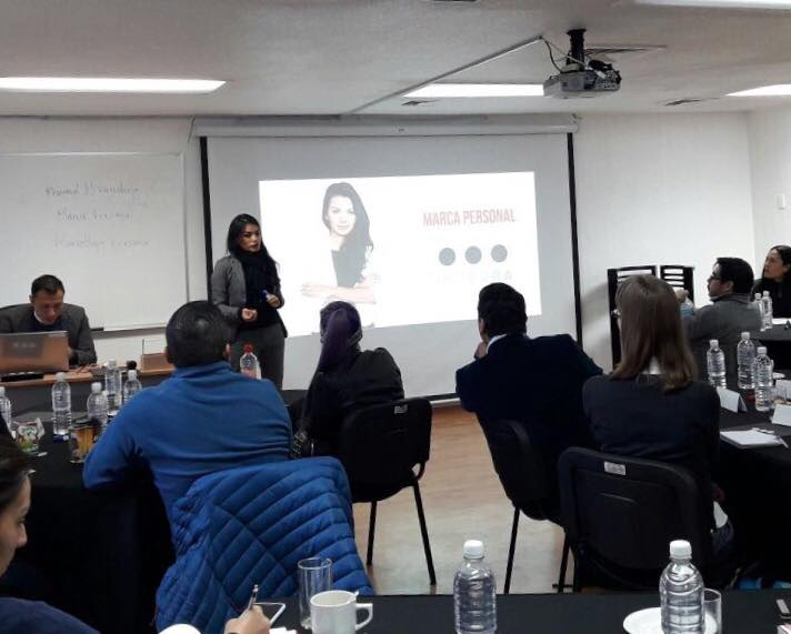 integra personal branding lab day CDMX