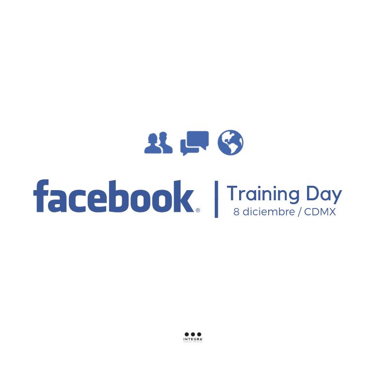 Facebook Training Day